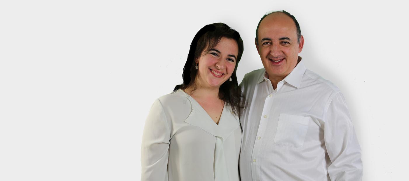 Lourdes y Eduardo Durio | Tu dentista de confianza en San Sebastian de los Reyes Madrid