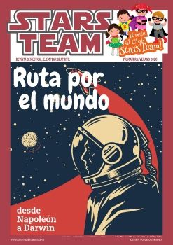 revista stars team 2020 primavera